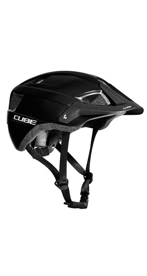 Cube CMPT lite Helm black metallic
